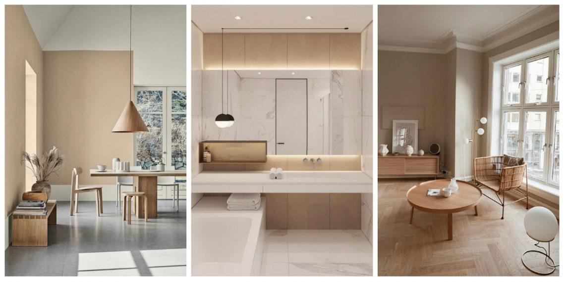 Дизайн квартиры: используйте натуральные материалы