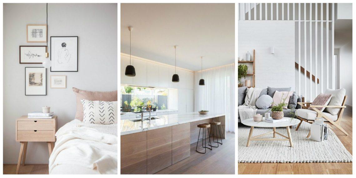 Дизайн квартиры: выберите светлую отделку
