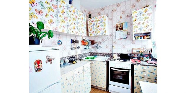 неудачный дизайн кухни