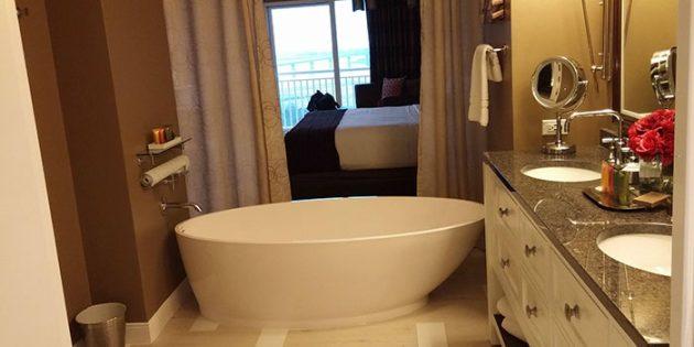 плохо продуманная ванная