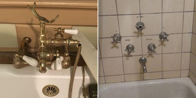15 примеров ужасно не продуманного дизайна ванных комнат