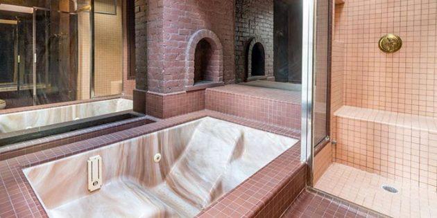 странная ванная