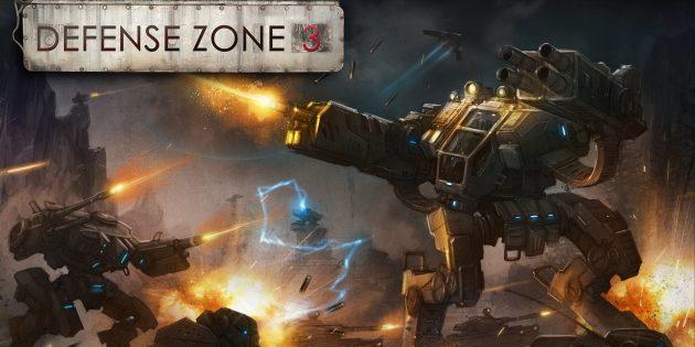 В Google Play раздают Defense Zone 3 UHD — одну из лучших игр жанра Tower Defense