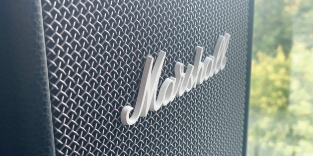 Marshall Stockwell II и Marshall Tufton выполнены в дизайне гитарных усилителей