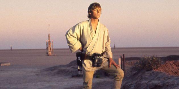 Кинофраншиза «Звёздные войны»