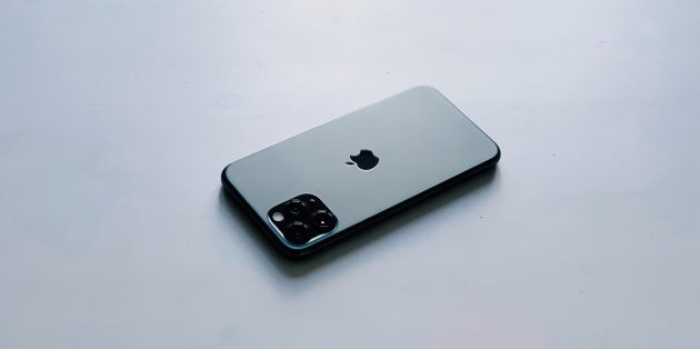 iPhone 11: iPhone 11Pro