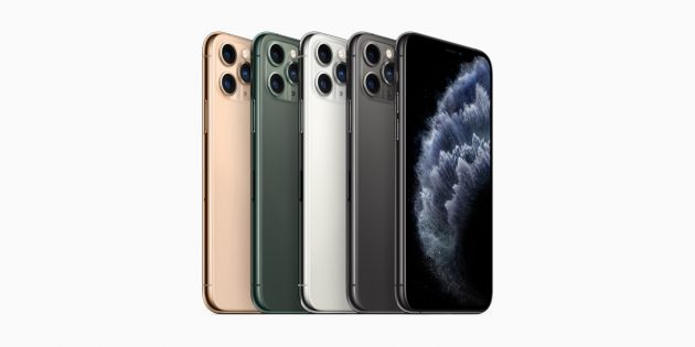 iPhone 11Pro и iPhone 11Pro Max