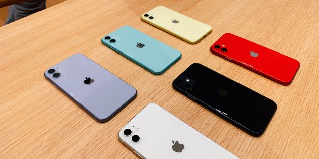iPhone 11 Pro: сравнение с iPhone 11