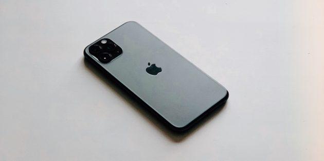 iPhone 11 Pro: итоги