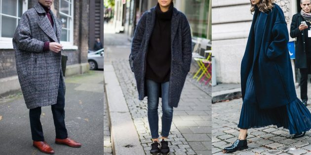 Модное пальто-кокон 2019/2010