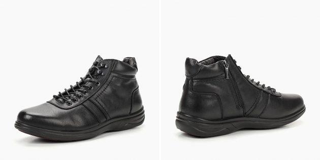 Ботинки от Pierre Cardin