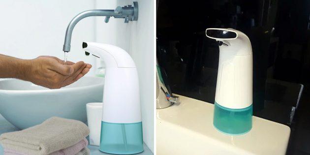 Дозатор мыла