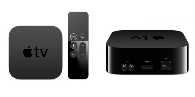 ТВ-приставка Apple TV 4K