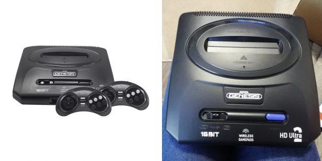 Sega Genesis HD Ultra 2