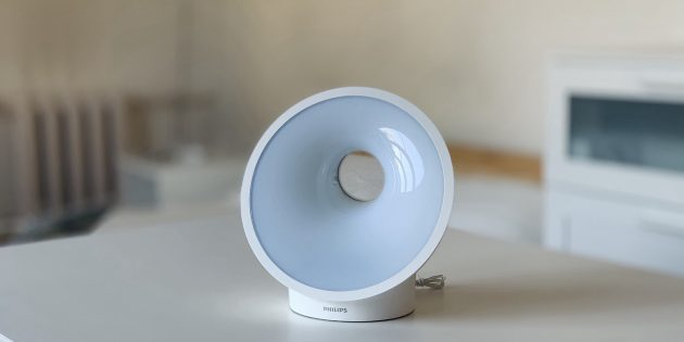 Philips Somneo HF3650: Общий вид
