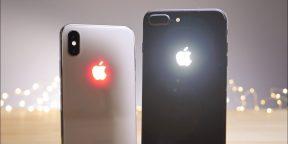 Apple запатентовала светящийся логотип для будущих iPhone