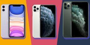 Не только камеры: 8 главных отличий iPhone 11 от iPhone 11 Pro и Pro Max