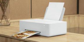 Xiaomi выпустила принтер Mijia Inkjet с рекордным ресурсом картриджей. Их хватит на 9 500 листов цветной печати