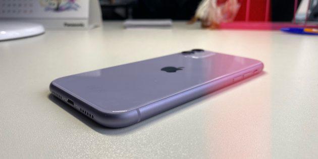 iPhone 11: Корпус