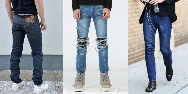 Мужские джинсы точно по фигуре — 2019-2020