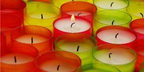 Лайфхак: как легко отмыть стаканы и банки из-под ароматических свечей