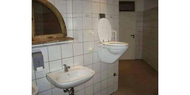 30 примеров неудачного дизайна туалетов