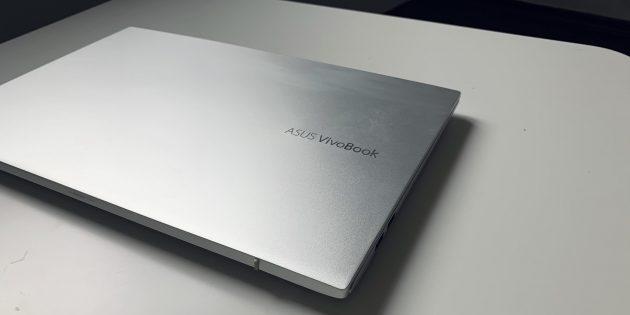 Крышка ноутбука