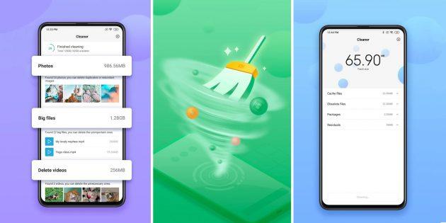 unnamed 1568622159 630x315 В Google Play появилось приложение Cleaner Lite от Xiaomi. Оно доступно всем