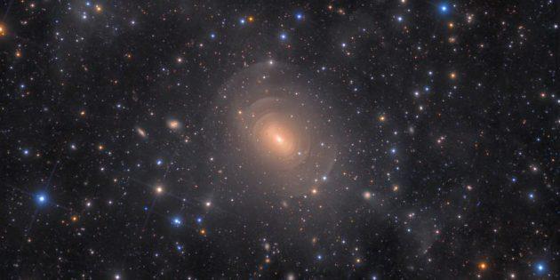 фото галактики