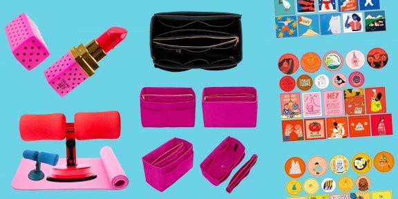 Находки AliExpress для женщин: органайзер, румбокс, многоразовые прокладки