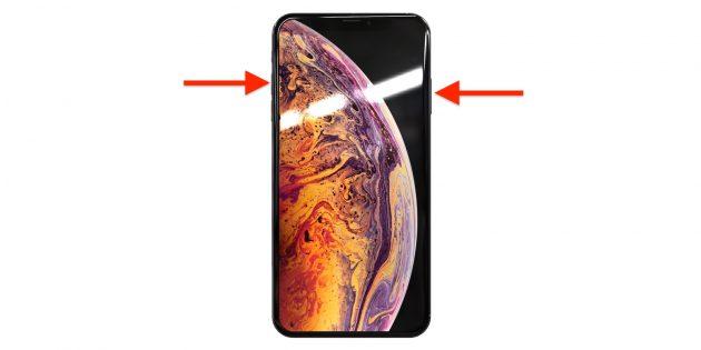 Как сделать скриншот нателефоне iOS