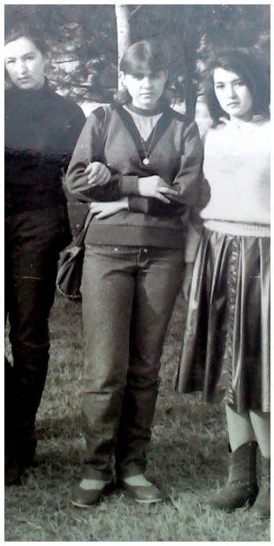 Яна Куренчанина 25лет боролась за стройность