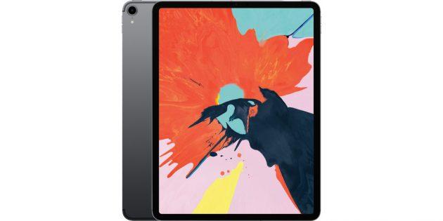 Лучшие планшеты: iPad Pro 12,9