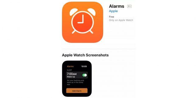 На Apple Watch появится функция мониторинга сна