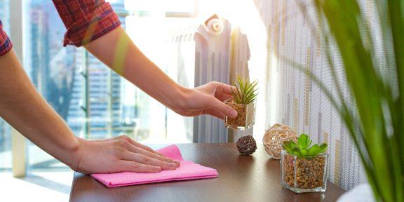 12 способов мотивировать себя на уборку
