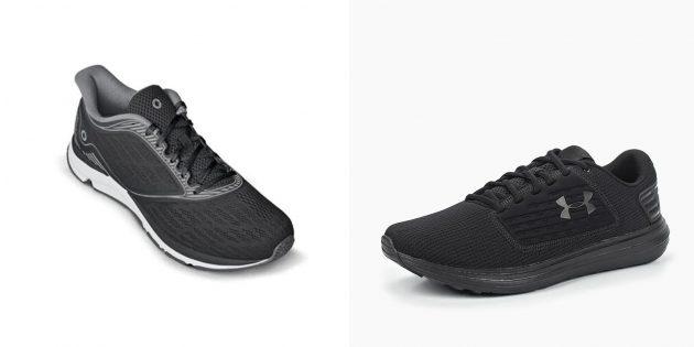 Что подарить папе на день рождения: спортивные кроссовки