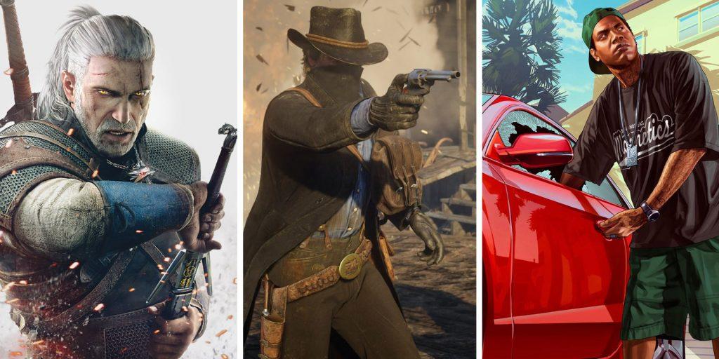 Распродажа на PlayStation 4: золотое издание «Ведьмака 3» и премиум-версия GTA V по 900 рублей