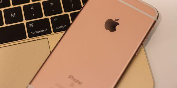 Apple бесплатно починит iPhone 6s и 6s Plus, которые не включаются