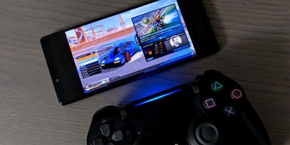 В игры с PlayStation 4 можно будет играть на любом Android-смартфоне