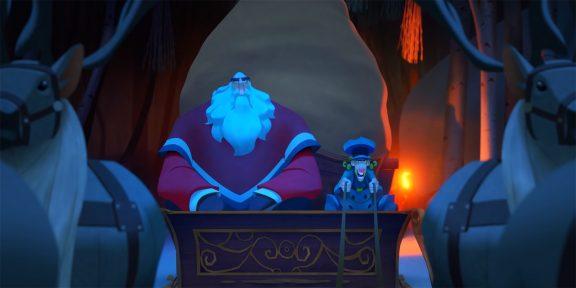 Вышел первый трейлер «Клауса» — мультфильма про Санту от автора «Гадкого я»
