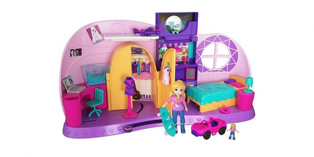 Mattel Polly Pocket FRY98