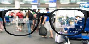 Стало известно, когда Apple выпустит очки дополненной реальности для iPhone