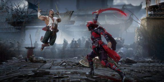 В Mortal Kombat 11 для PS4 и Xbox One можно играть бесплатно до конца выходных