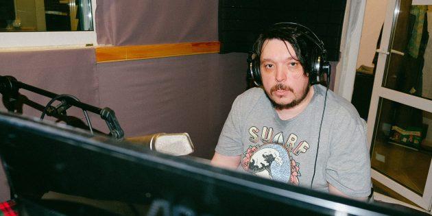 Руслан Габидуллин — сооснователь студии «Кубик в кубе»
