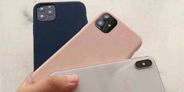 из iPhone X в iPhone 11 Pro