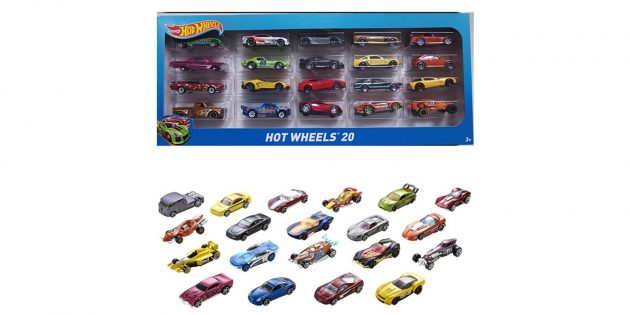 Mattel Hot Wheels H7045