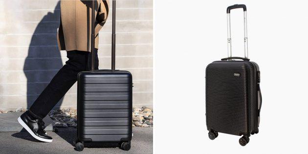 Что подарить папе на день рождения: дорожный чемодан