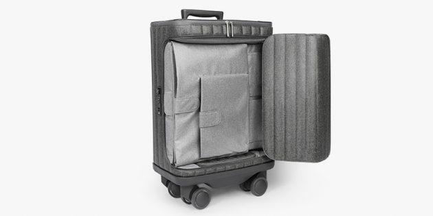 Штука дня: умный чемодан RolloGo Escape S