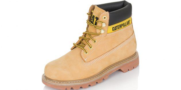 Ботинки от Caterpillar