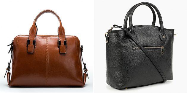 что подарить бабушке на день рождения: вместительная сумка